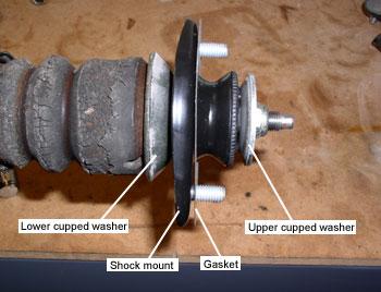 e46 rear shock diy - DIY Campbellandkellarteam