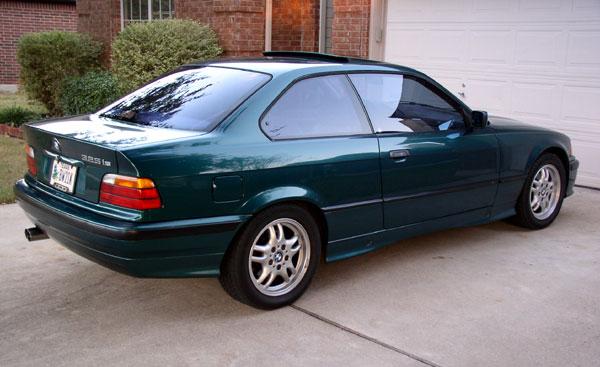 Frankies BMW Series Is - 1993 bmw m3