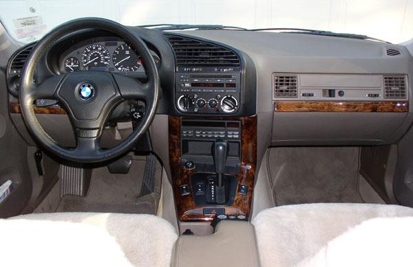Bmw 325is Interior Door Panels