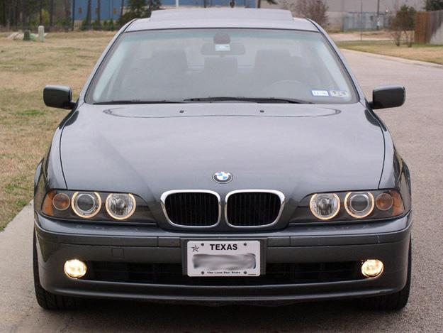 Frankies BMW  5 Series  2003 530i