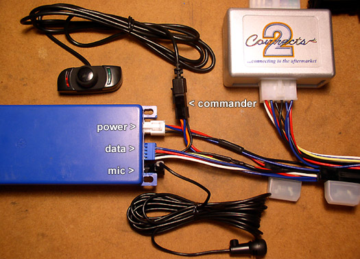 parrot_connections frankie's bmw 8 series diy procedures bluetooth integration parrot ck3000 evolution wiring diagram at gsmx.co
